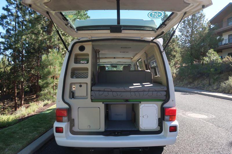 Picture 5/9 of a 2000 VW Eurovan Winnebago Full Camper for sale in Bend, Oregon
