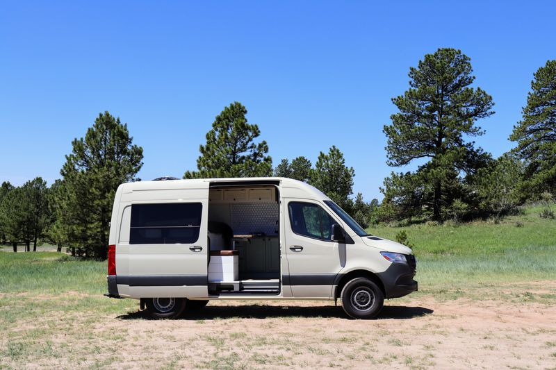 Picture 1/21 of a 2020 Mercedes Sprinter 2500 for sale in Parker, Colorado