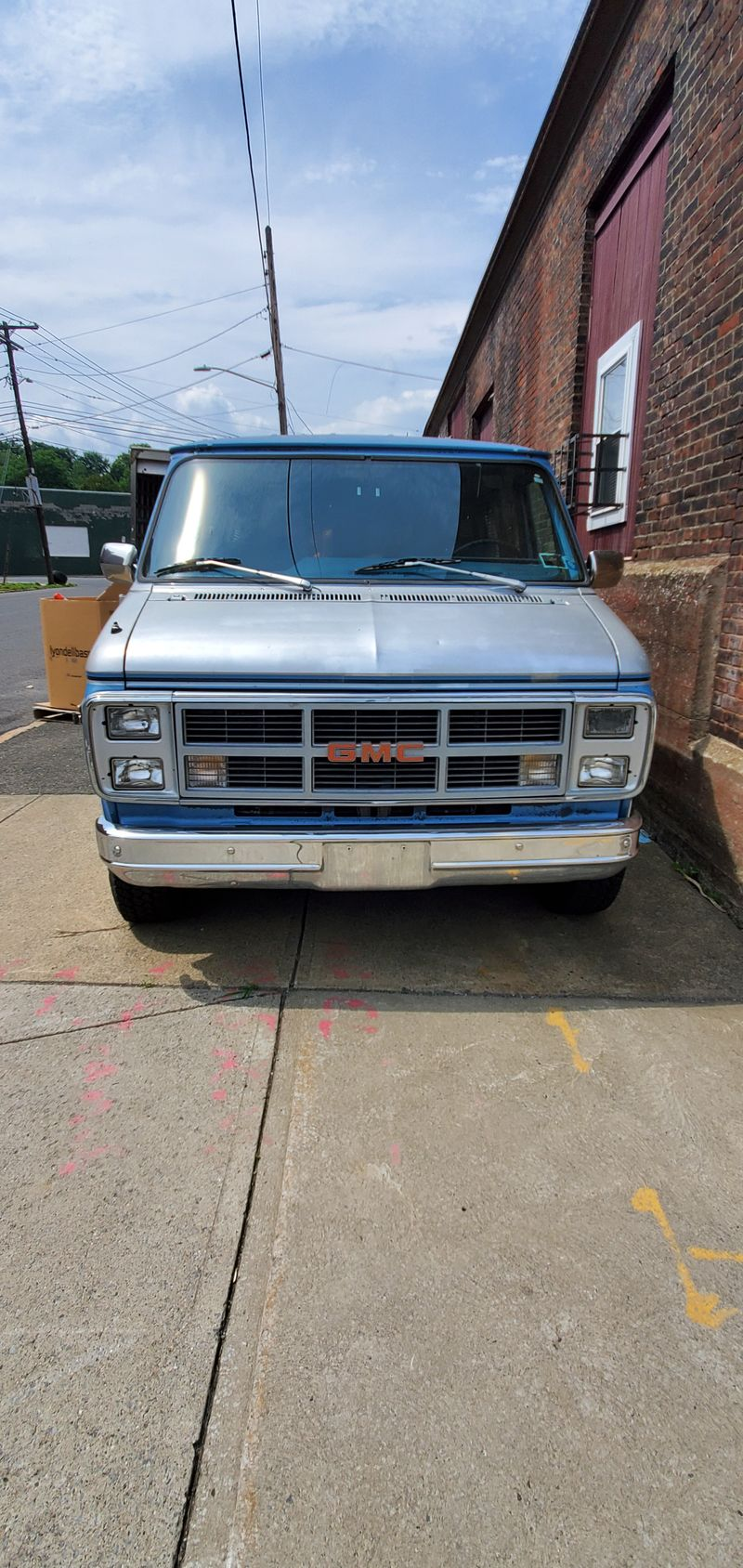 Picture 2/14 of a 1984 GMC 2500 Vandura for sale in Albany, New York