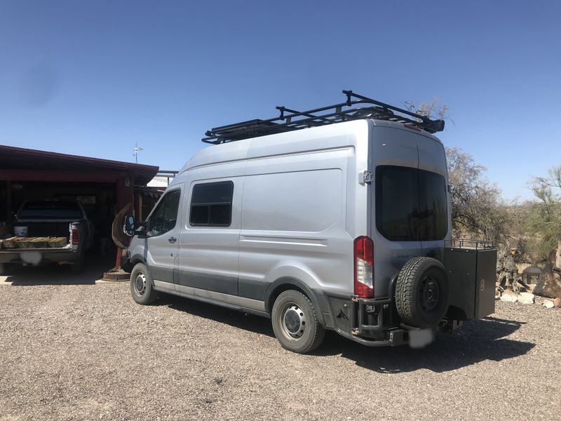 Picture 2/23 of a 2017 Ford Transit 350, High Roof, RWD, Full Build for sale in Flagstaff, Arizona