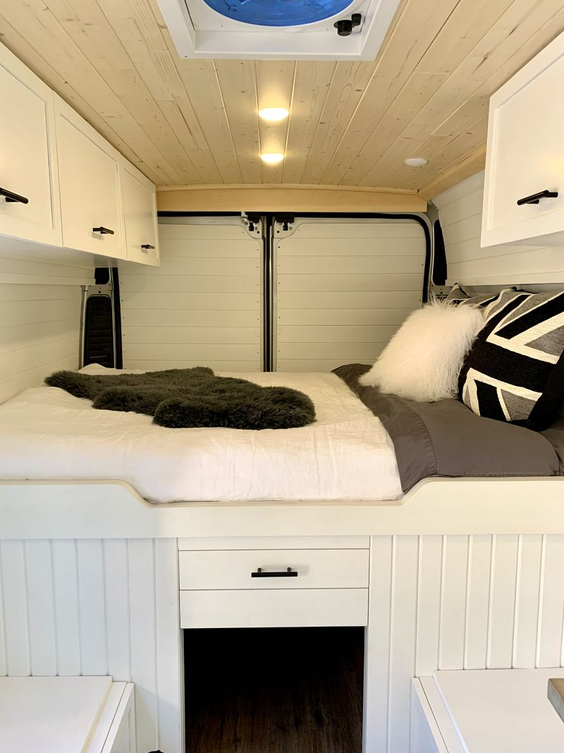 Picture 5/9 of a Spectacular 3-Passenger Camper in a 2014 Promaster for sale in Buffalo, New York