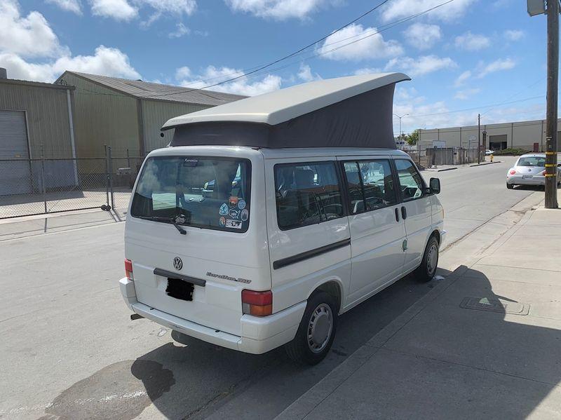Picture 5/9 of a 1993 Volkswagen Eurovan MV Westfalia  for sale in Watsonville, California
