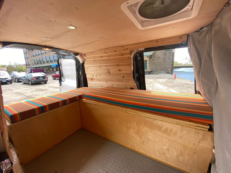 Picture 4/19 of a 2015 Promaster City Micro Camper Van for sale in Chicago, Illinois