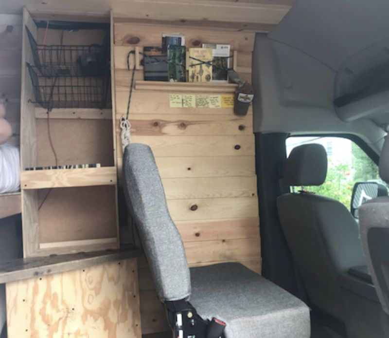 Picture 2/6 of a Nissan NV 2500 Highroof for sale in Barrington, Rhode Island