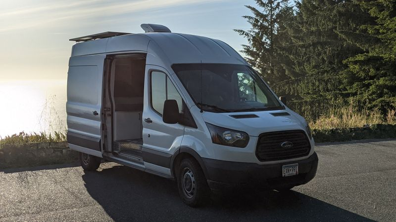 Picture 1/19 of a 2017 ford Transit 350 stealth campervan for sale in Cold Spring, Minnesota