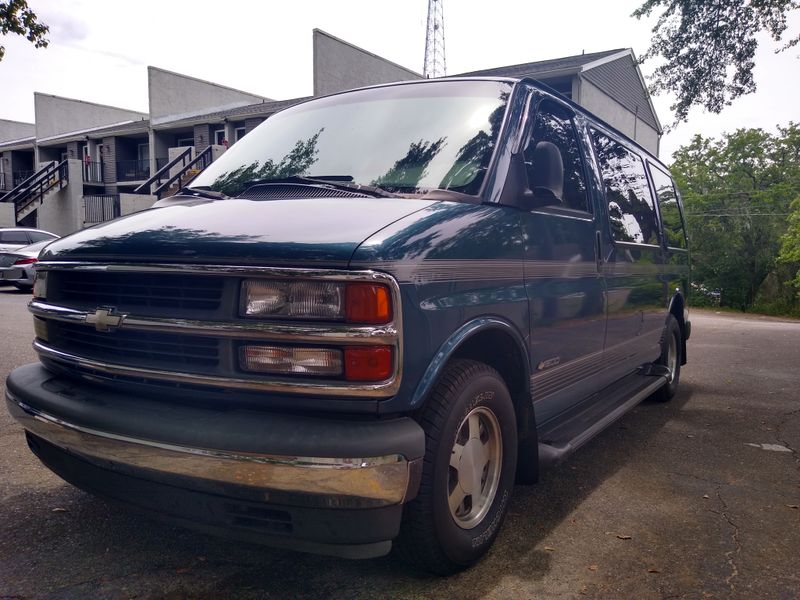 Picture 5/25 of a 1998 Chevy Express 1500 Conversion Van (sleeper) for sale in Tallahassee, Florida
