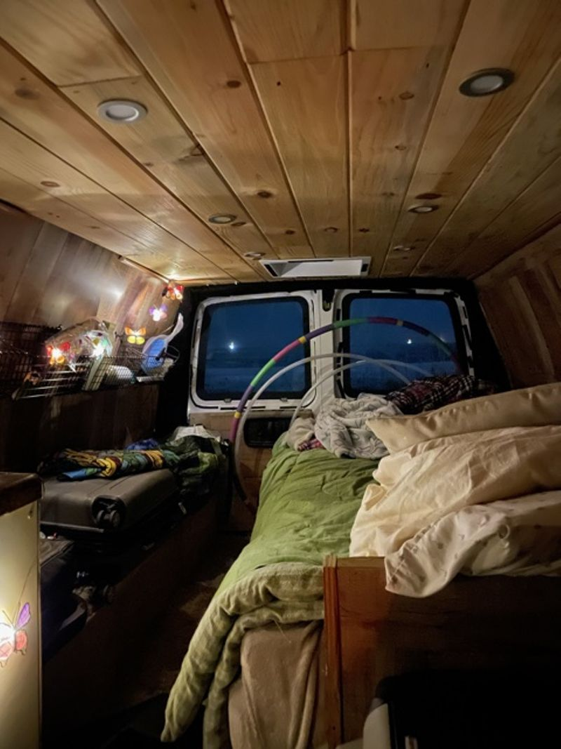 Picture 6/6 of a 2019 Chevy Express Camper for sale in Bakersfield, California
