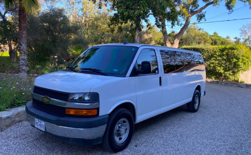 Picture 1/16 of a 2017 Chevy Express 3500 Conversion Camper Van for sale in Santa Barbara, California