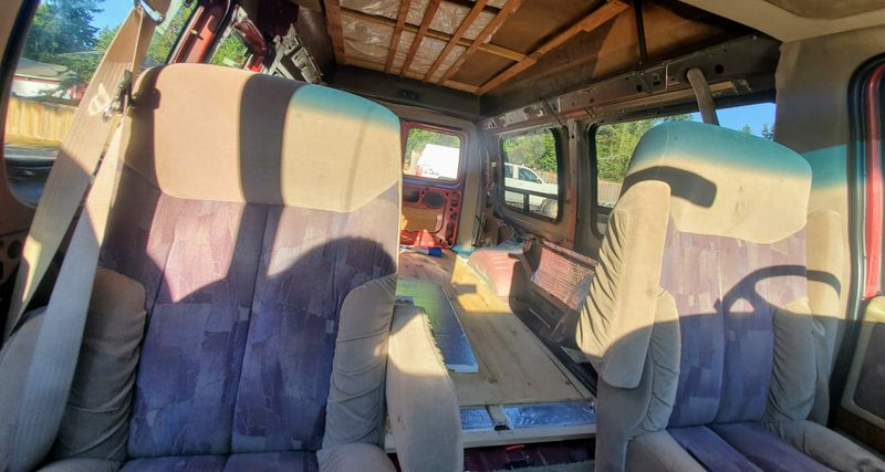 Picture 6/11 of a Ford Econoline E150 Mark III LE Hightop  for sale in Seattle, Washington