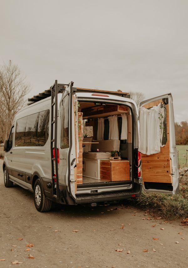 Photo of a campervan for sale: 2016 Ford Transit Camper Van