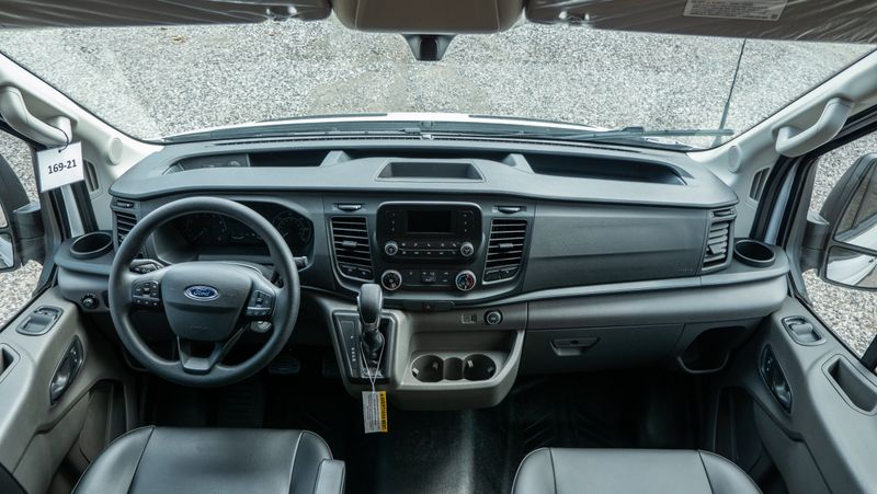 Picture 5/14 of a 2021 Ford Transit by Voyager Conversions for sale in Villa Ridge, Missouri