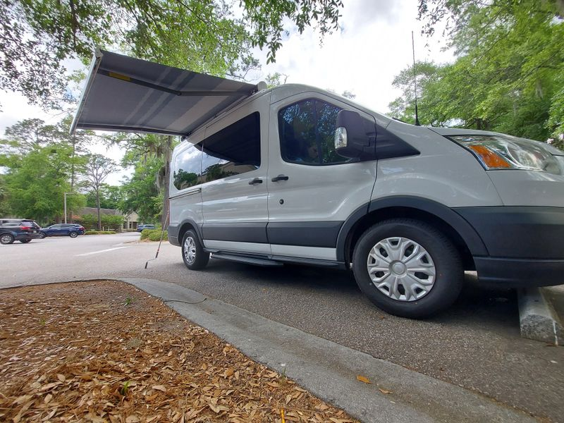 Picture 5/26 of a Ready for Travel 2015 Ford Transit Van Camper for sale in Bluffton, South Carolina