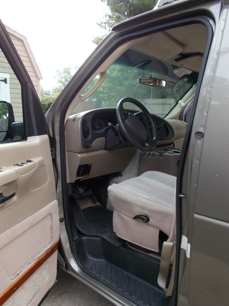 Picture 6/15 of a van ready for YOUR build for sale in Holland, Michigan