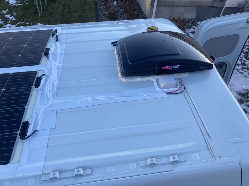 Picture 6/9 of a 2016 Nissan NV3500 high roof conversion for sale in Portland, Oregon