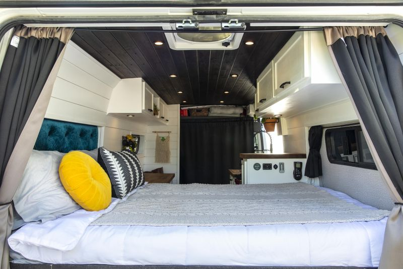 Picture 5/20 of a 2019 Promaster Conversion (Brand new 2021 build) for sale in Weatherford, Texas
