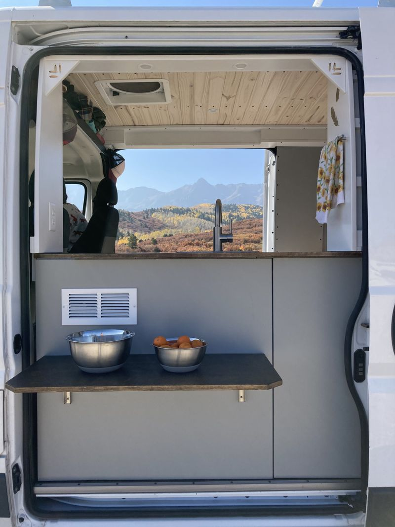 Picture 6/17 of a 2018 Ram ProMaster 2500 Off-Grid Custom Conversion for sale in Boston, Massachusetts