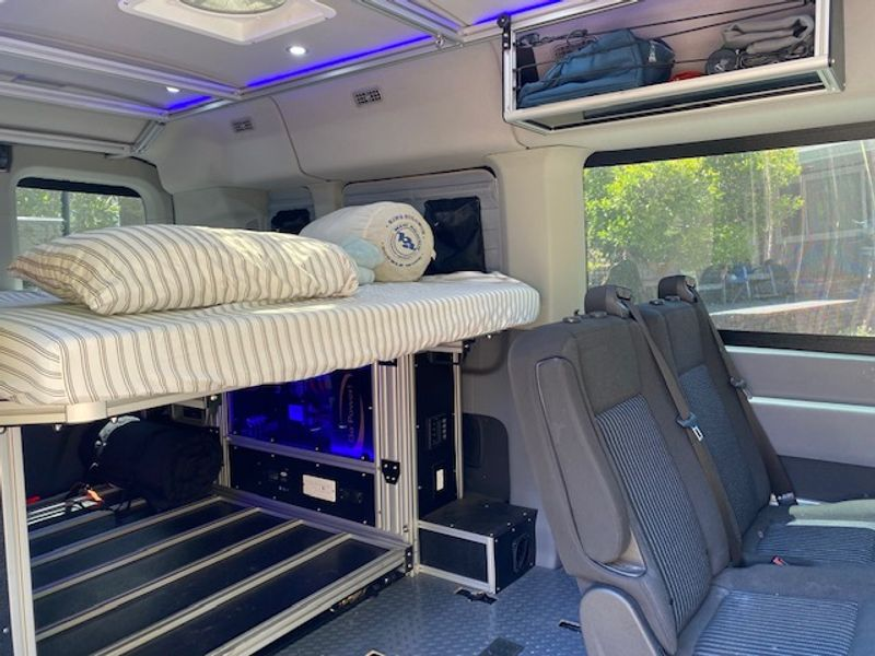 Picture 3/16 of a 2019 Transit 350 by VanDoIt for sale in Portola Valley, California