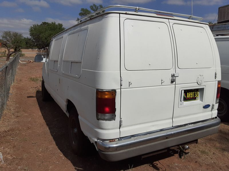 Picture 3/8 of a 92 ford e150 bare bones for sale in Texico, New Mexico