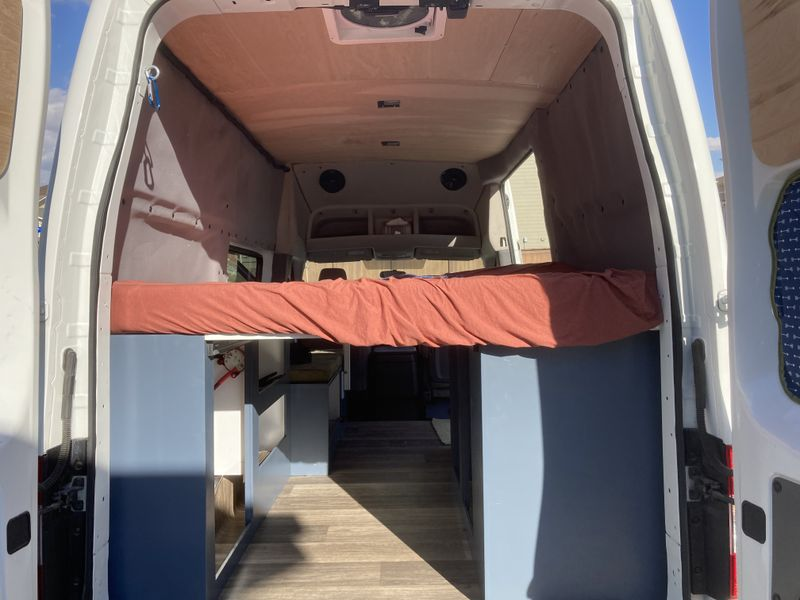 Picture 3/9 of a 2016 Nissan NV3500 high roof conversion for sale in Portland, Oregon