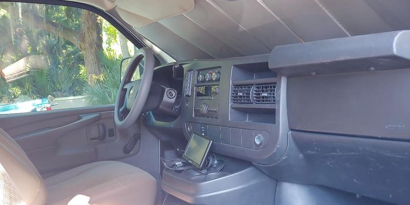 Picture 4/12 of a Solar conversion van for sale in New Smyrna Beach, Florida