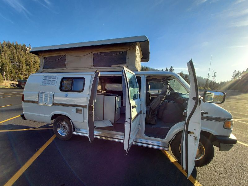 Picture 1/32 of a 1995 Dodge Ram Van B3500 Sportsmobile Conversion for sale in Stateline, Nevada