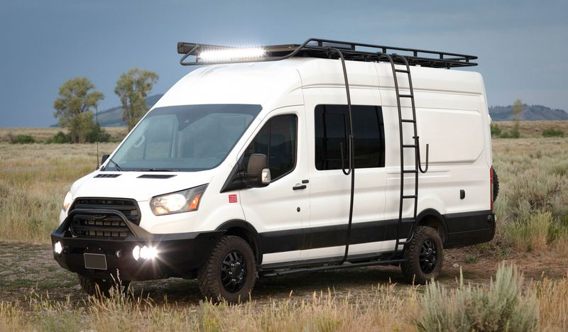 Picture 3/11 of a 2020 Ford Transit AWD Dream Build for sale in Jackson, Wyoming