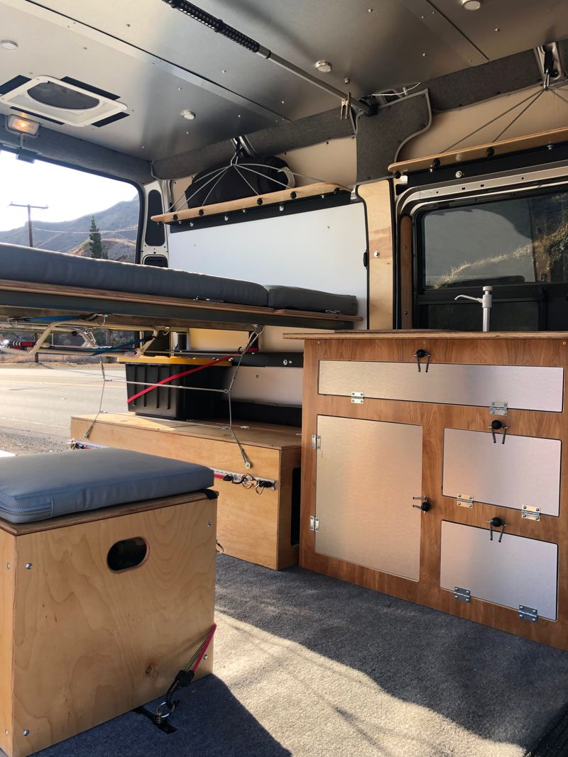Picture 5/16 of a 2021 Promaster  for sale in Agoura Hills, California