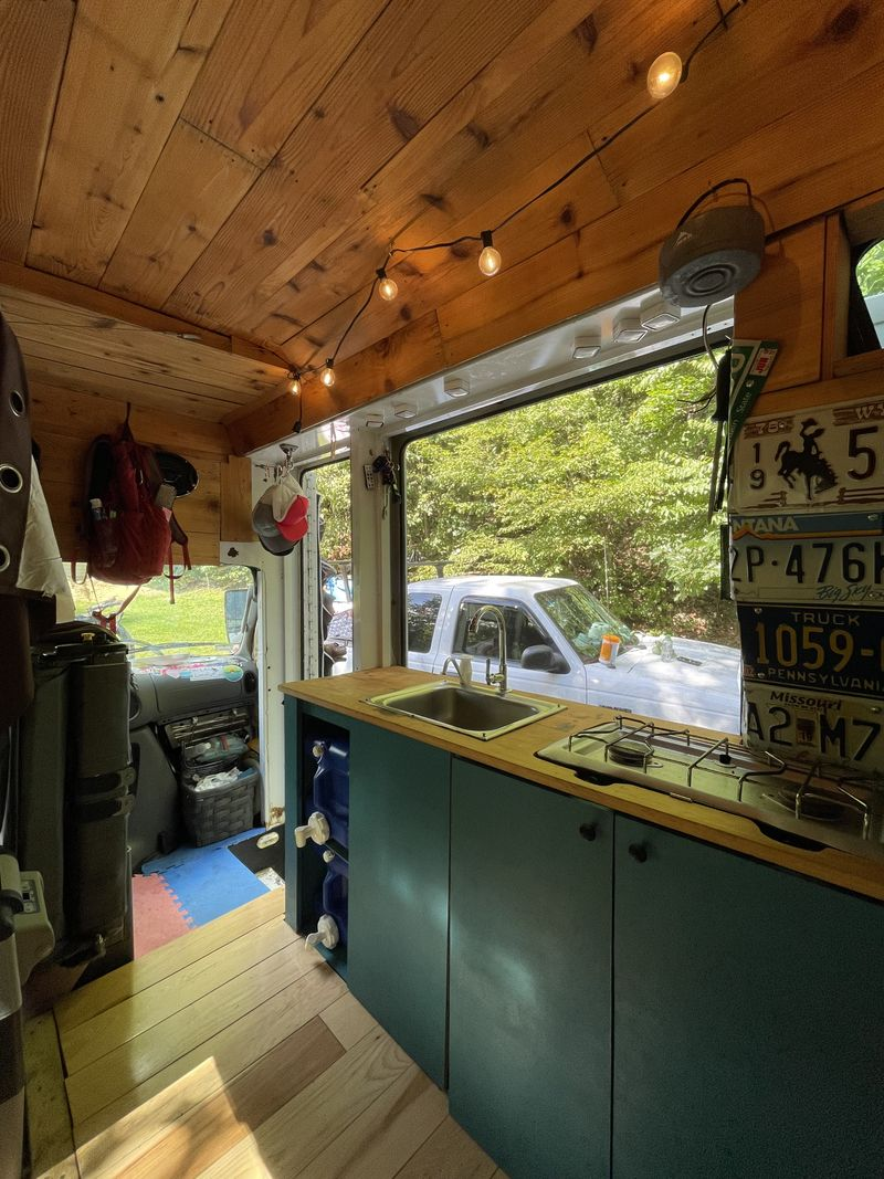 Picture 5/38 of a Tina the Minibus for sale in Belmont, New Hampshire
