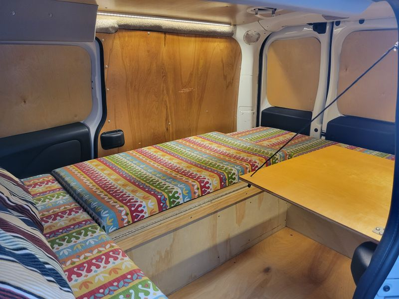 Picture 4/8 of a 2017 Ram Promaster City Campervan for sale in Littleton, Colorado