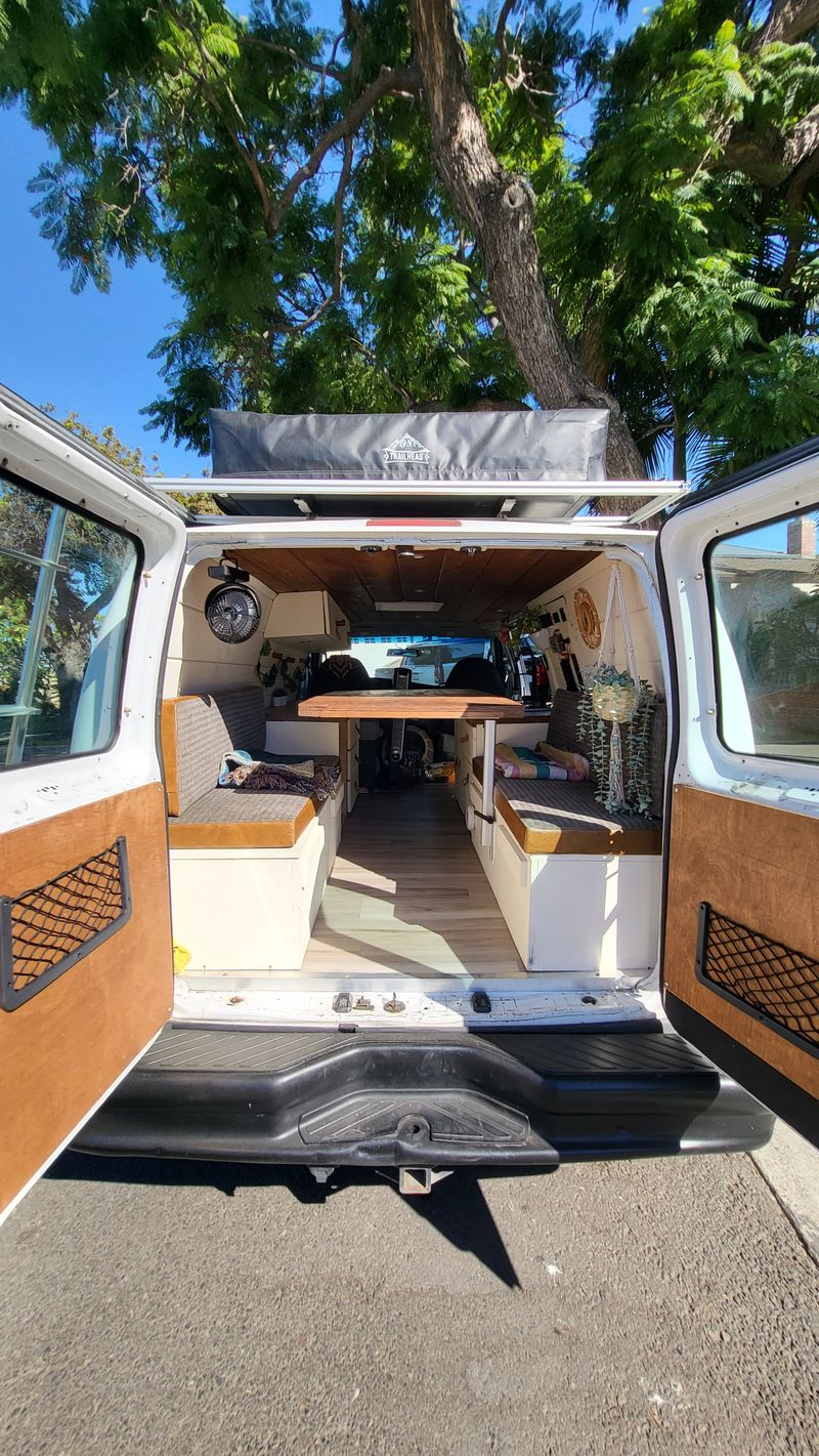 Picture 4/10 of a 2005 Ford E250 Camper Van for sale in Artesia, California