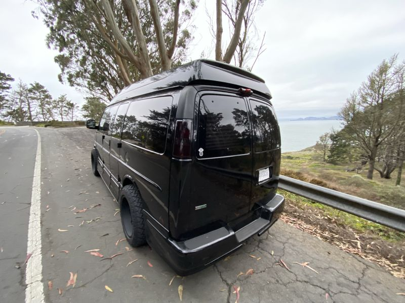 Picture 2/8 of a 2012 Chevrolet Express for sale in San Francisco, California