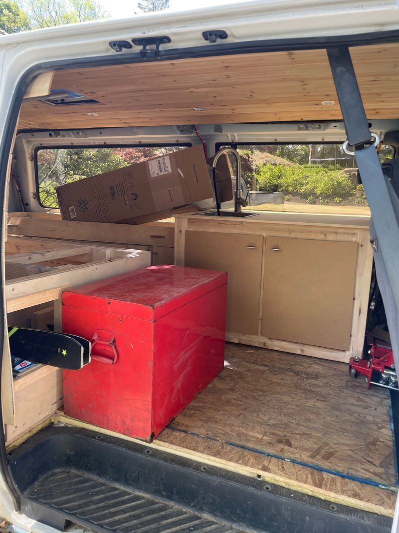 Picture 2/6 of a 1993 Ford E350 Clubwagon XLT 7.3 Diesel for sale in Boston, Massachusetts