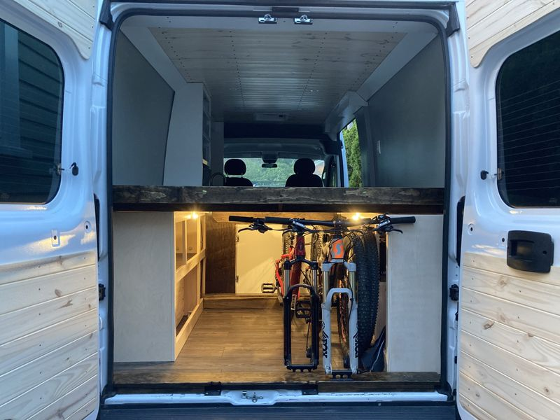 Picture 4/17 of a 2018 Ram ProMaster 2500 Off-Grid Custom Conversion for sale in Boston, Massachusetts