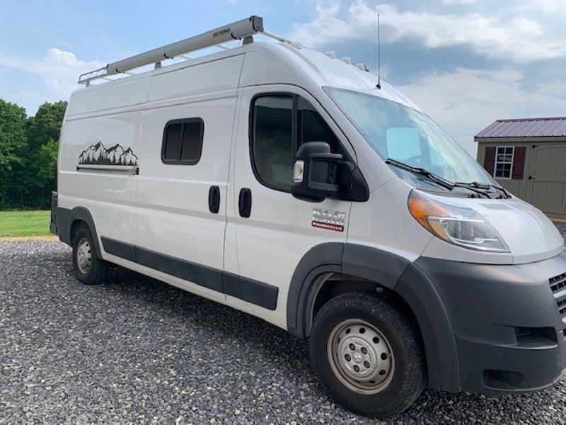 Picture 1/24 of a 2018 Dodge Promaster 2500 High Roof Campervan for sale in Millerstown, Pennsylvania