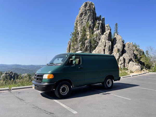 Photo of a campervan for sale: Modern Campervan Conversion