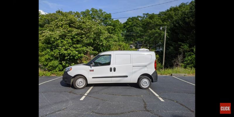 Picture 3/15 of a 2019 Dodge Promaster City Camper Van  for sale in Greer, South Carolina