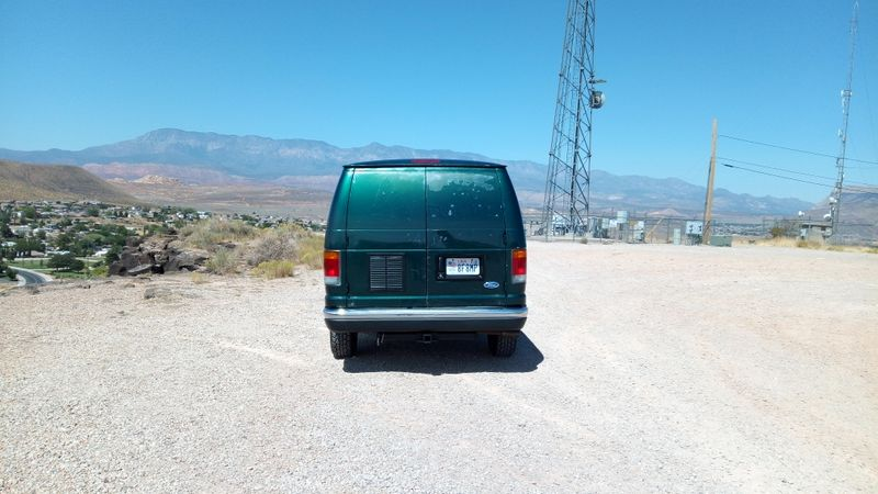 Picture 5/39 of a 1994 Ford E250 Cargo - Camper Van for sale in Hurricane, Utah