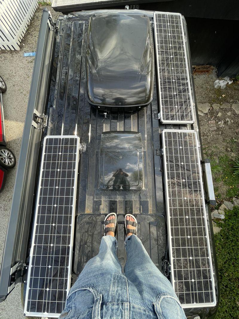 Picture 4/5 of a 2014 Dodge RAM ProMaster 2500 Camper Van for sale in Cincinnati, Ohio