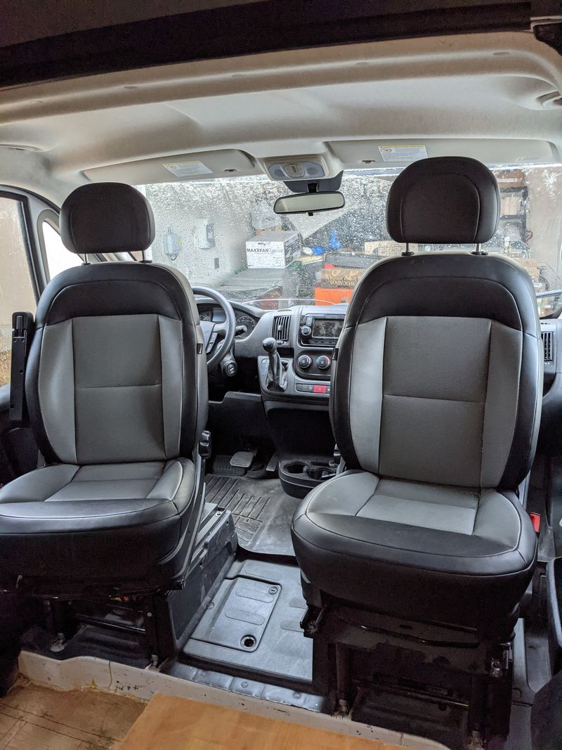 Picture 5/9 of a 2019 39k Miles Promaster Camper Van for sale in Corona, California