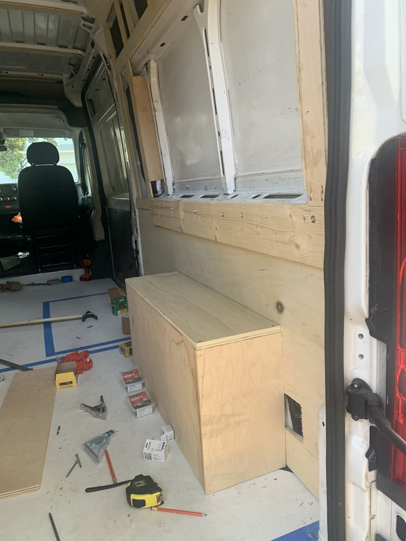 Picture 6/14 of a Promaster 2500 for sale in Orlando, Florida