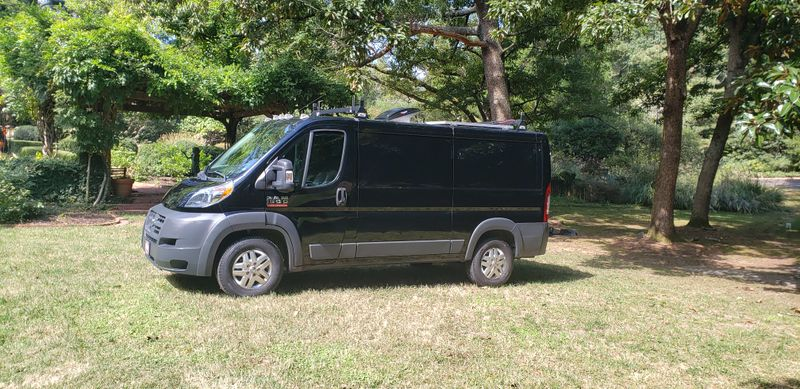 Picture 1/28 of a Custom Low Top Promaster for sale in Atlanta, Georgia