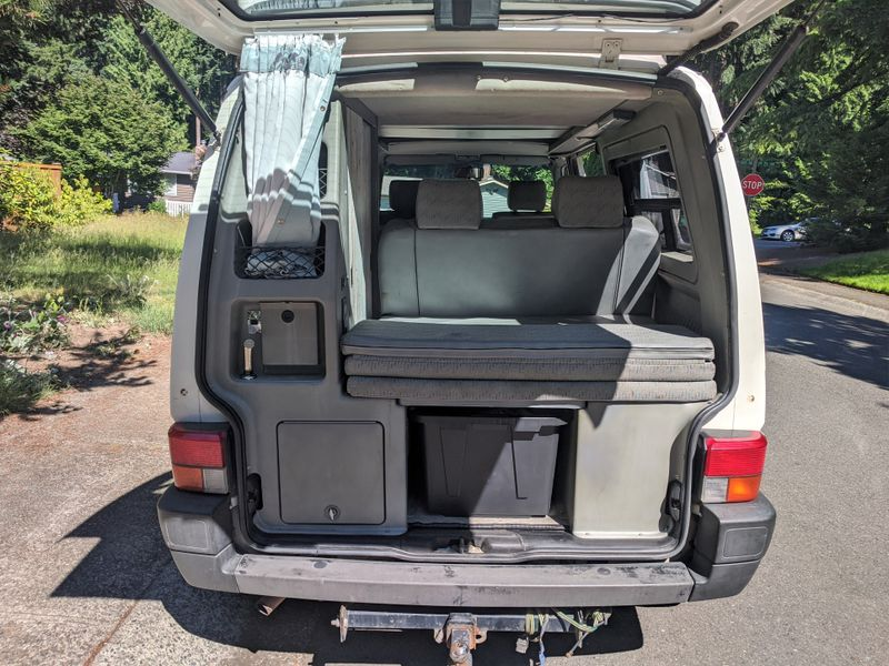 Picture 6/16 of a Upgraded 1995 VW Eurovan Full Camper for sale in Kirkland, Washington