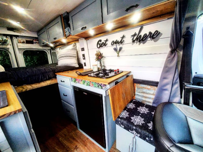 Picture 2/8 of a Beautiful new conversion! 2019 Promaster.  for sale in Slatington, Pennsylvania