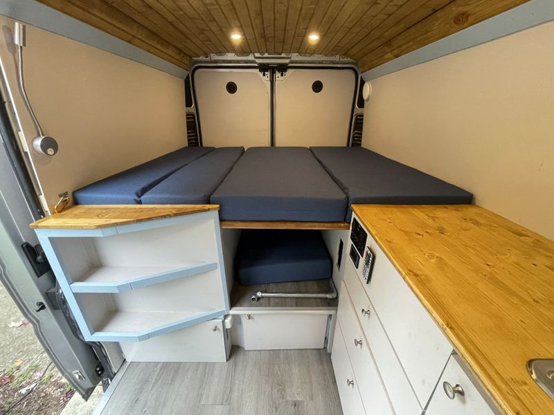 Picture 2/16 of a DIY Promaster Conversion for sale in Durham, North Carolina