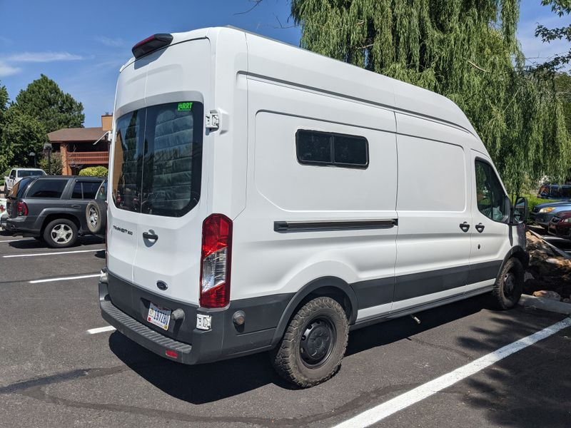 Picture 3/23 of a Fully converted 2018 Ford Transit 250 High Roof  for sale in Flagstaff, Arizona