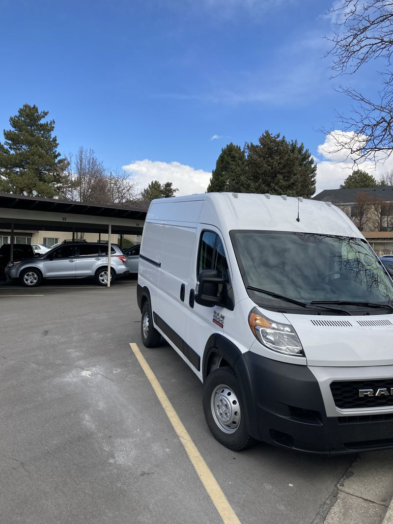 Picture 2/16 of a 2019 Ram Promaster 1500 136 WB 16K miles for sale in Salt Lake City, Utah