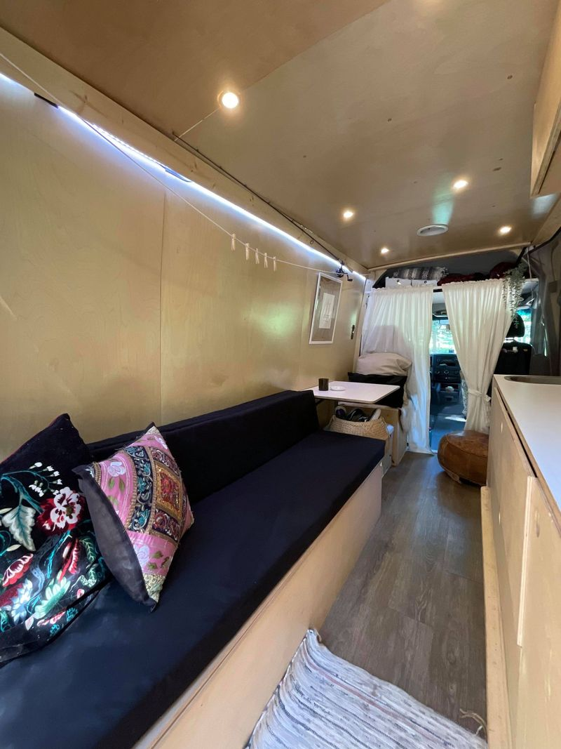 Picture 5/8 of a Dodge Sprinter Camper van for sale in Rexford, Montana