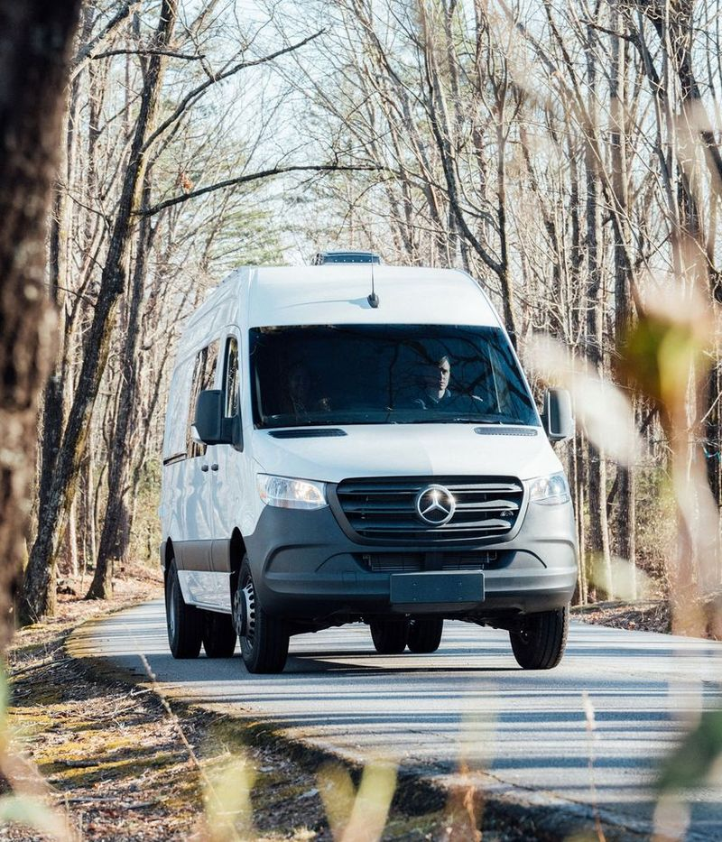 Picture 4/34 of a 2020 Camper van less than 1k miles  for sale in Taylors, South Carolina