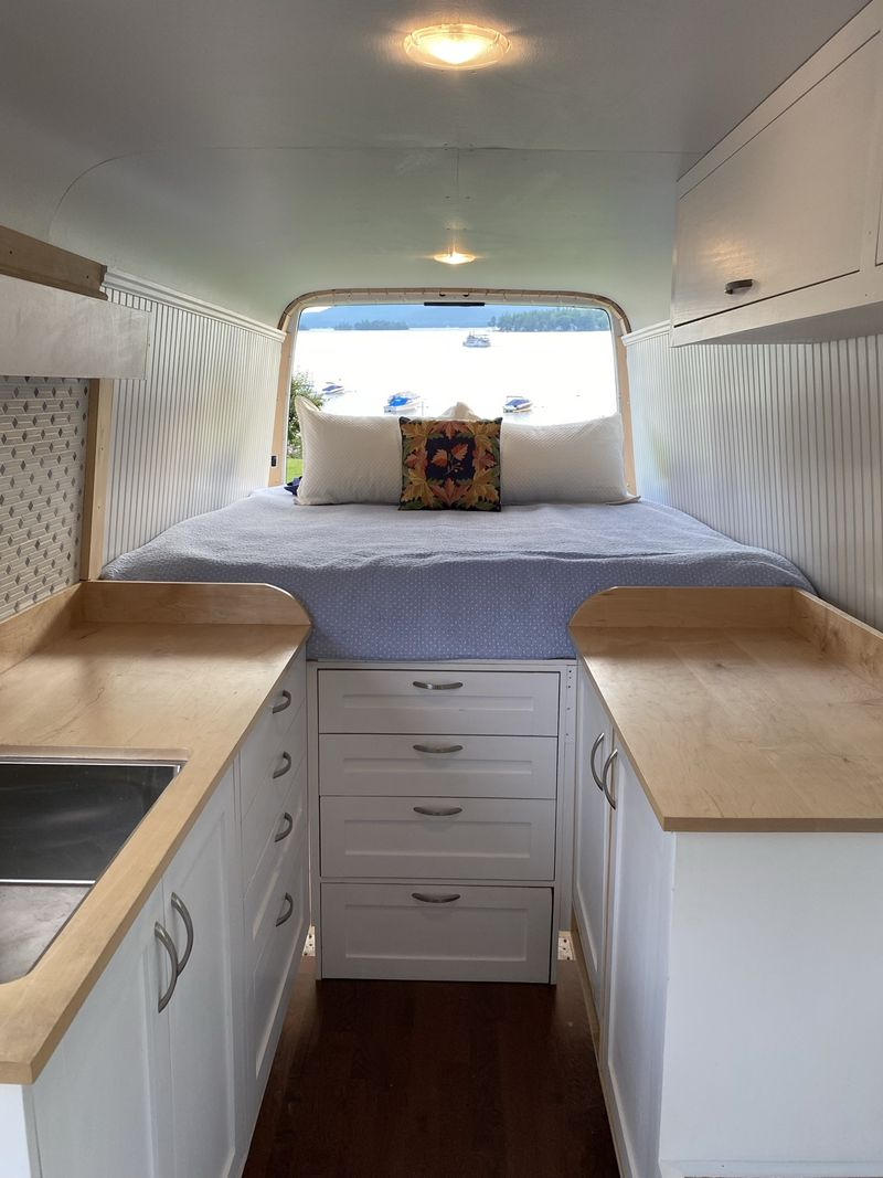 Picture 4/17 of a SOLD - 2006 Sprinter Van High top fully loaded for sale in Wolfeboro, New Hampshire