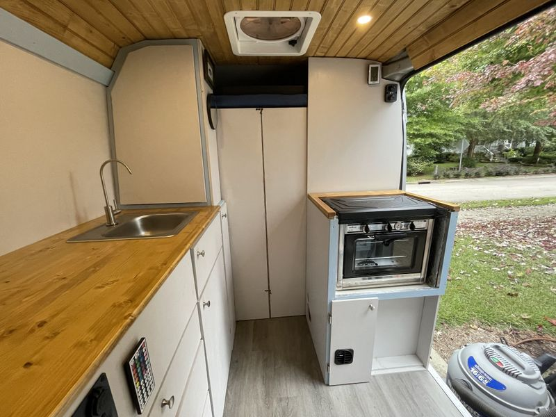 Picture 3/16 of a DIY Promaster Conversion for sale in Durham, North Carolina